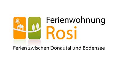 Ferienwohnung Rosi Logo